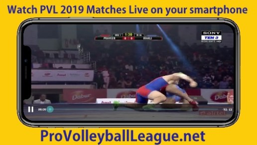Pro Volleyball League Live Streaming apps