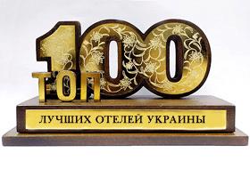 Підсумки конкурсу «100 кращих готелів Україні»: на Тернопільщині лише два готелі стали гідними дипломів конкурсу «100 кращих готелів» — «Тернопіль» та «Reikartz Почаїв»
