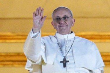 Папа наголосив, що молиться за мир в Україні