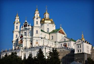 Начальник обласної міліції обговорив з намісником Почаївської Лаври ситуацію навколо святині