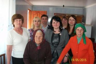 Бабуся із Брикулі відсвяткувала 105 день народження