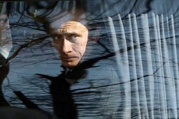 Триває прес-конференція кремлівського карлика