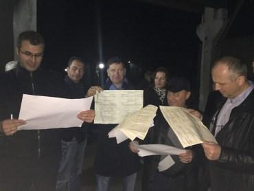У Тернополі надрукували тисячі бюлетенів для фальсифікації виборів