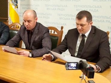 Як заступник мера Тернополя Камінський брав хабар (відео)