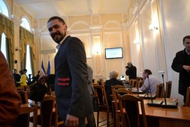 """Чи """"нагне"""" депутат Андрій Шкула заступника мера Тернополя?"""