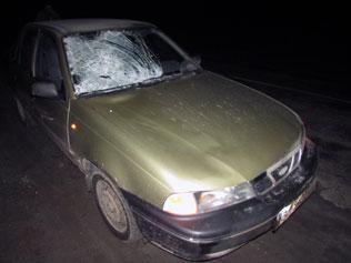 Наїзд на пішохода в Теребовлянському районі закінчився трагічно