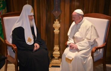 Декларація, підписана Папою Франциском І та Патріархом Кирилом на Кубі, не спричинить радикальних змін у релігійному житті України, але сприятиме консолідації українських християн