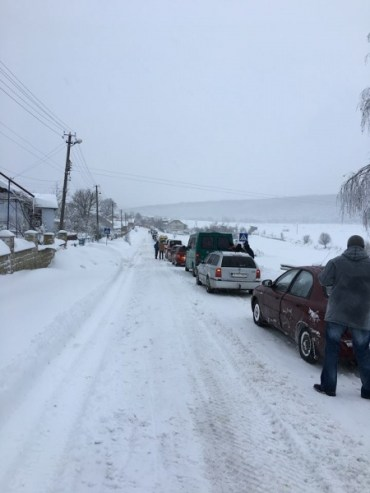 Снігова стихія виявилась лакмусовим папірцем для тернопільської влади