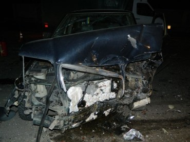 Через байдужість водія іномарки до лікарні потрапило п'ятеро невинних людей