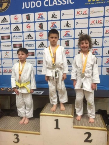 Назар Машлянка – чемпіон з дзюдо у Garden State Judo Classic In New Jersey