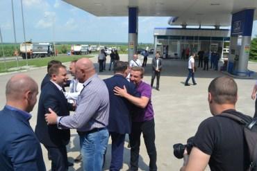 Фоторепортаж із приїзду прем'єр-міністра України Гройсмана на Тернопільщину