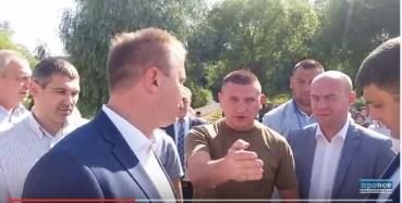 На голову Тернопільської облдержадміністрації Степана Барну подають до суду за наклеп