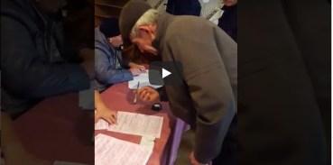 На Тернопільщині ДВК видала виборчі бюлетені без паспорта