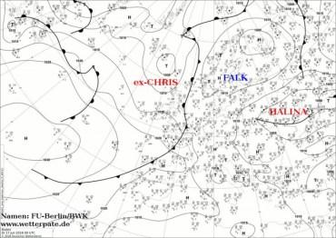 В Україні буде дощова погода кілька діб