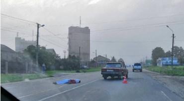 У Кременці загинув пішохід