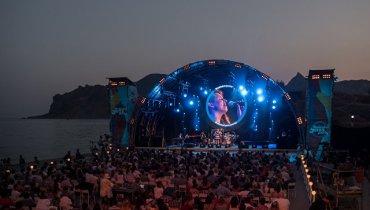"""Найбільший в Україні музичний open-air """"Джаз Коктебель"""" готовий дивувати поціновувачів джазу"""