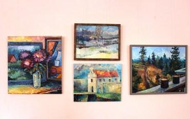 Відкриття виставки художниці Наталії Фугель у Тернополі відбудеться 13 вересня