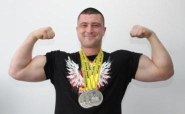 У ДТП під Рівне загинув чемпіон світу з армреслінгу Андрій Пушкар