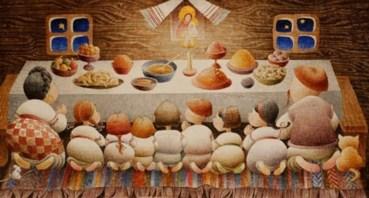 6 січня 2019 року християни відзначають Святий вечір або Надвечір'я Різдва Христового