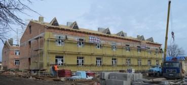 У Чорткові триває будівництво житла для військовослужбовців Збройних Сил України