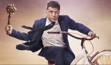 54,4% українців готові проголосувати за шоумена Зеленського, бо він не є представником діючої системи