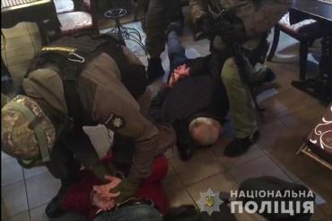 Поліція Києва викрила «сходку» кримінальних авторитетів