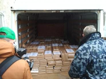 До Тернополя привезли виборчі бюлетені