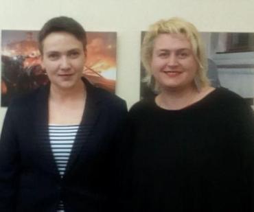 Хто дав гроші Надії Савченко на розбудову партії в Тернопільській області?