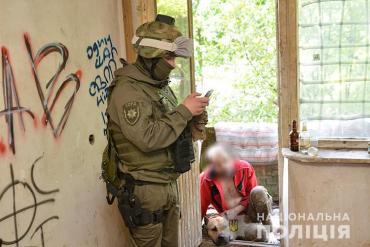 У Тернополі викрили наркопритон