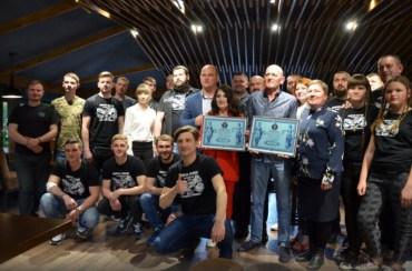 У Чорткові нагородили рекордсменів України з швидкісної їзди на мотоциклі з пасажиром