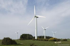 windfarm St Breock