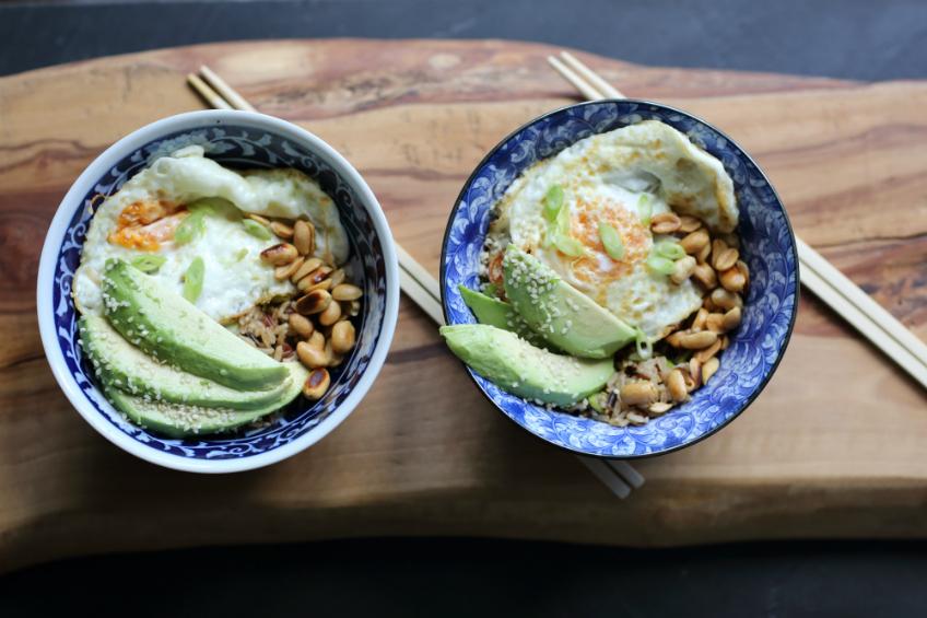 Image of ProWares Wild Rice Bowl Recipe