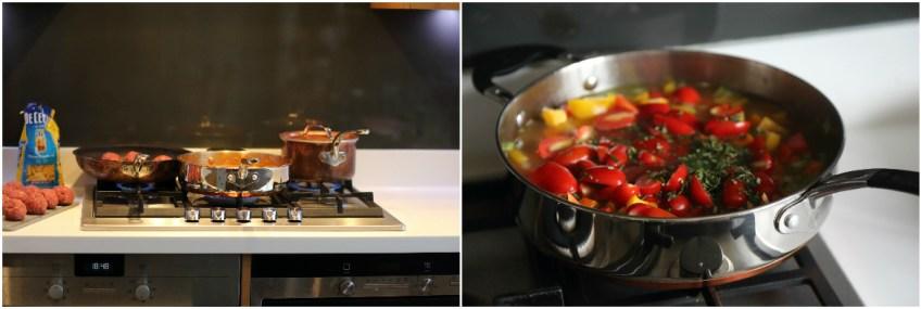 Image of Spaghetti and Meatballs Recipe - ProWare's Family Favourites