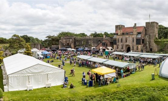 Foodie Dates October Monmouthshire Food Festival