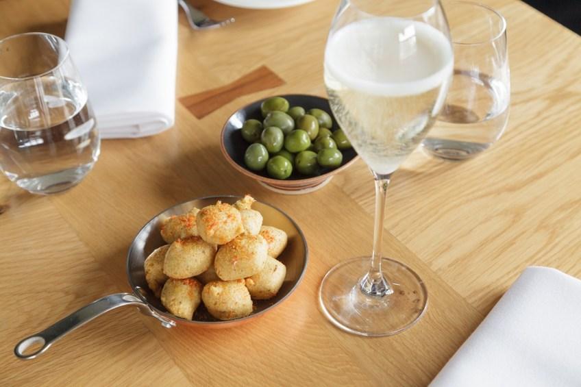 Paris House Proware Blue Cheese Puffs