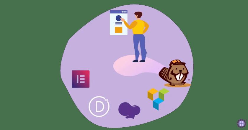 Using Pagebuilder Plugin for Blogging
