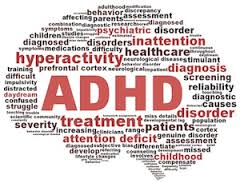 FYI- ADHD is diagnosed two to four times more frequently in boys than in girls