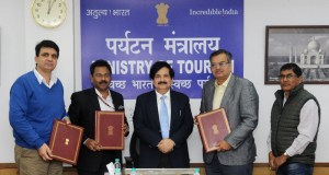 MOT, J&K and NBCC, NPCC sign tripartite MoU