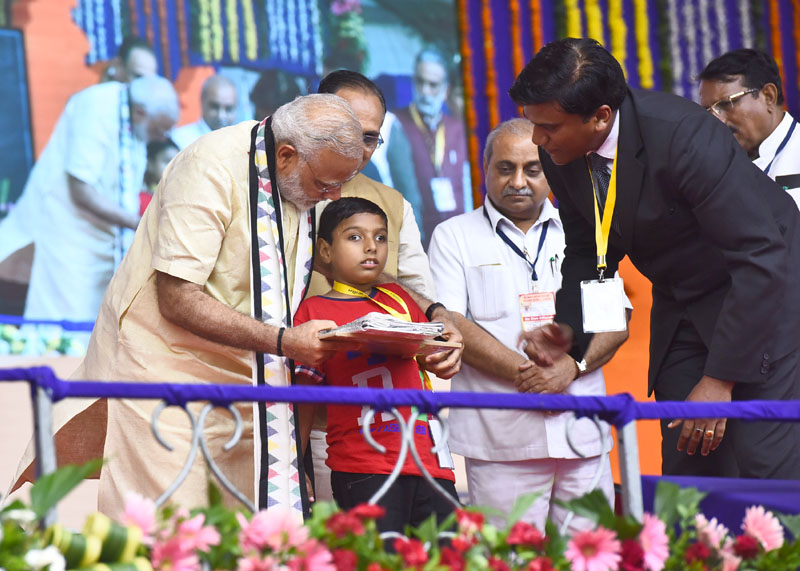 Upliftment of People with disability central to Modi's Sabka Sath Sabka Vikas mantra