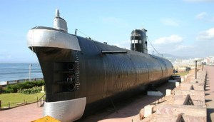 Vizag also hosts a submarine museum