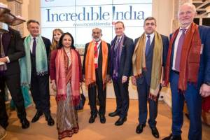 Team Incredible India @ ITB 2018