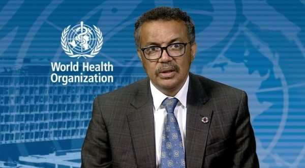 About the Author: Message from WHO Director-General Dr Tedros Adhanom Ghebreyesus on eve of  International Women's Day 2018