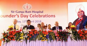 127th Founder's Day Celebrations of Sir Ganga Ram Hospital