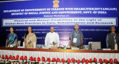 New India lines up Global Best Practices in Care, Rehabilitation & Research for Welfare of Divyangjans
