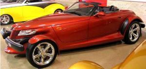 Prowler Car: Prowler Colors