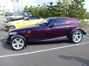 Prowler Car: Delivery Hardtop