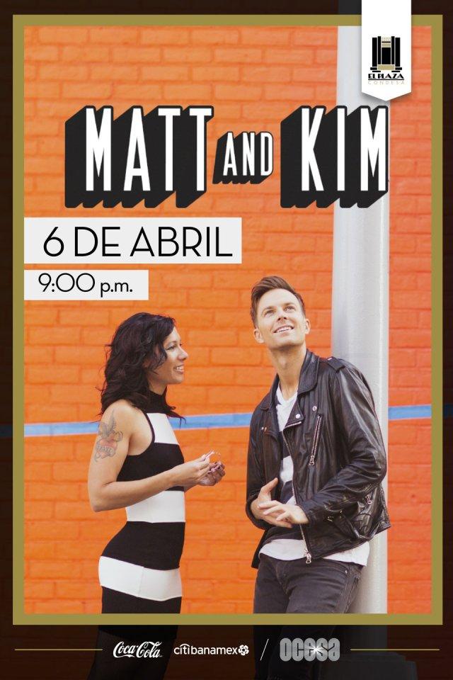 Matt & Kim, arte oficial
