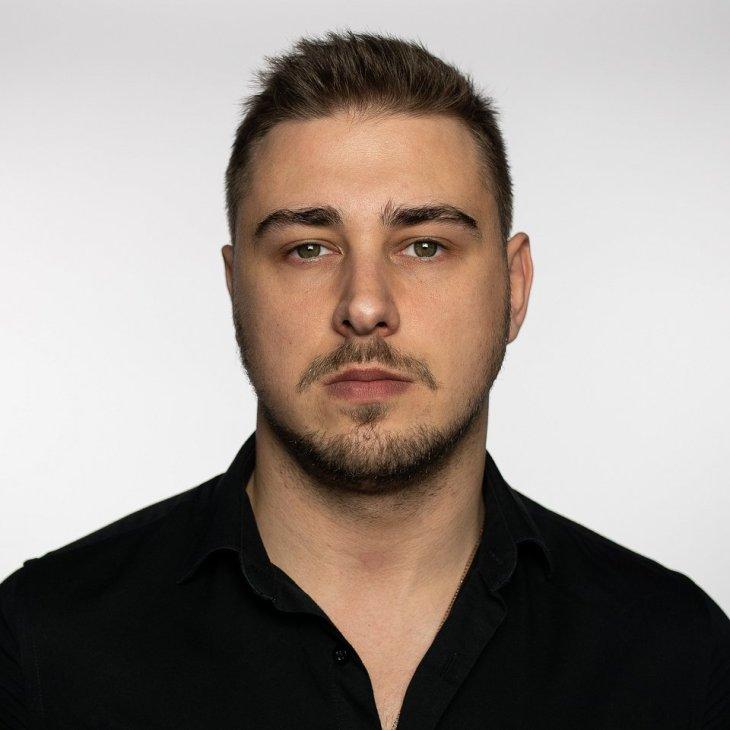 Mateusz Bill - Head of Management - Entertainment LifeTube