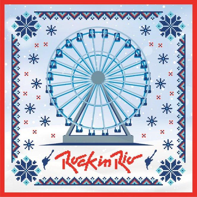 Rock in Rio Lisboa antecipa o Natal e espalha presentes por todo o país 2
