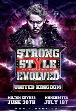 NJPW: My Night Of Strong Style - Part One
